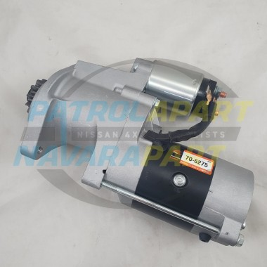 Stater Motor for Nissan Navara D22 with YD25 2.5L Diesel Engine