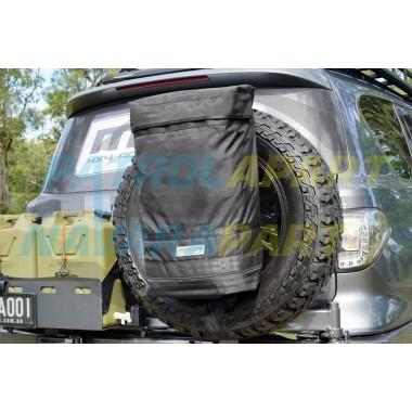 MSA Rear Wheel Rubbish Bin NEW MODEL