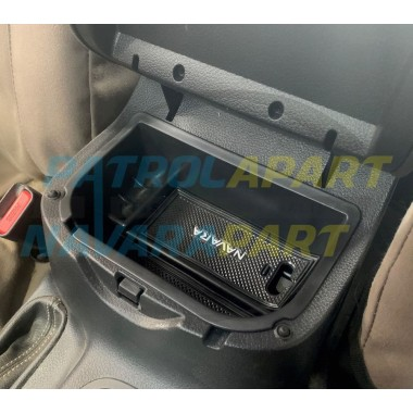 Centre Console Storage Tray for Nissan Navara NP300 / D23