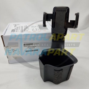 Genuine Nissan Navara D23 NP300 Mobile Phone Holder