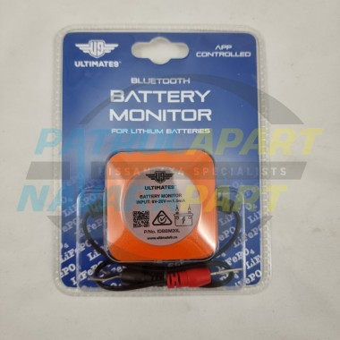 Ultimate9 IDRIVE Australia Bluetooth 12V LITHIUM Battery Monitor Alarm
