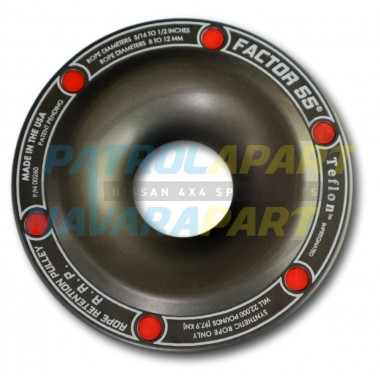 Factor 55 4x4 4wd Recovery Ring for Winching with Rope MADE IN USA