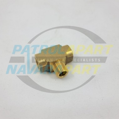 T-Piece Fitting Outlet for ARB Air Compressor for 4WD 4x4