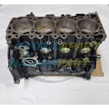 Genuine Nissan Navara D22 YD25 Short Engine Block with Crank & Pistons