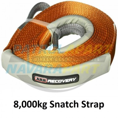 ARB Recovery Snatch Strap 8000kg 60mm x 9mm Orange