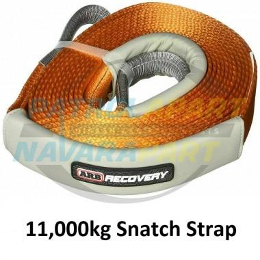 ARB Recovery Snatch Strap 11,000kg 80mm x 9mm Orange