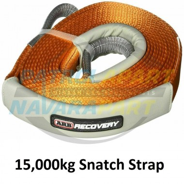 ARB Recovery Snatch Strap 15,000kg 110mm x 9mm Orange