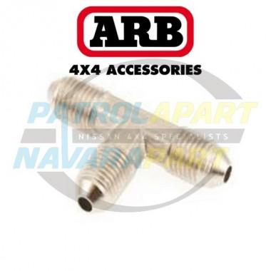 ARB 3 Way Air Fitting Adaptor T Piece JIC-04 - Split one 07402XX Hose into 2