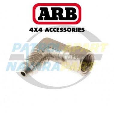 ARB 90 Degree Air Fitting Adaptor JIC-04 - ARB Compressor to 07402XX Hose