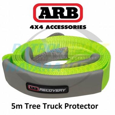 ARB Tree Trunk Protector Green Strap 5m x 80mm 12,000kg