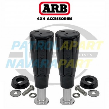 ARB TRED PRO Quick Release Extended Pins 112.5mm for 2 boards