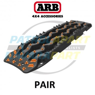 ARB TREDPRO Recovery Tracks PAIR Black / Orange