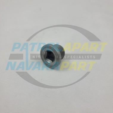 Genuine Nissan Navara D23 NP300 M9T YS23 2.3L Diesel Sump Plug