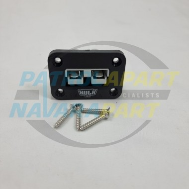 Hulk 4x4 50 AMP Anderson Plug - Flush Mount