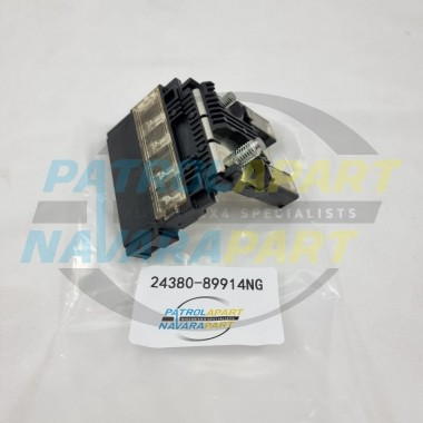 Twin Fusible Link Assembly Suit Nissan D40 R51 Spanish VQ40 VSK