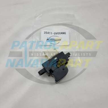 Window Switch Suit Nissan Navara D22 10/01 on with Electric Windows