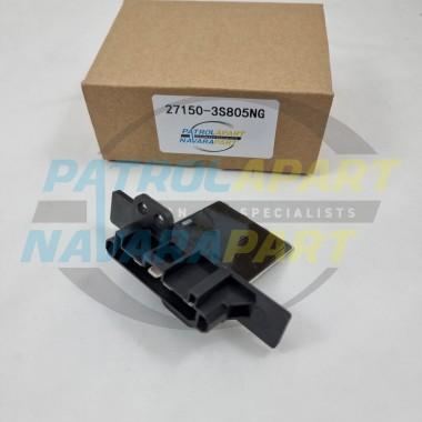 Heater Fan Resistor Suit Nissan Navara D22