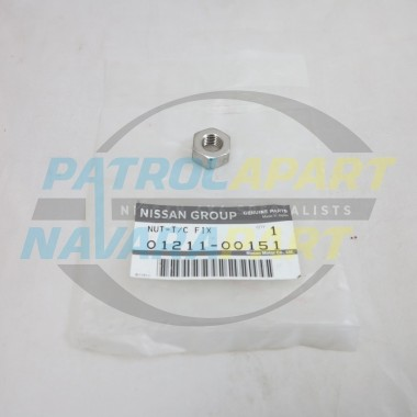 Genuine Nissan Navara D22 D40 R51 YD25 Turbo Dump Pipe Nut