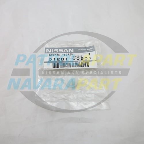 Genuine Nissan Navara D40 Tailgate Trim Mounting Grommet