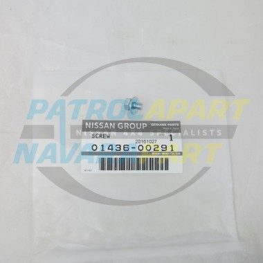 Genuine Nissan Navara D22 Fuel Sender Bolt for Fuel Tank