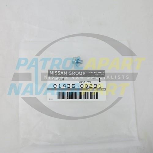 Genuine Nissan Navara D22 Fuel Sender Bolt for Fuel Tank