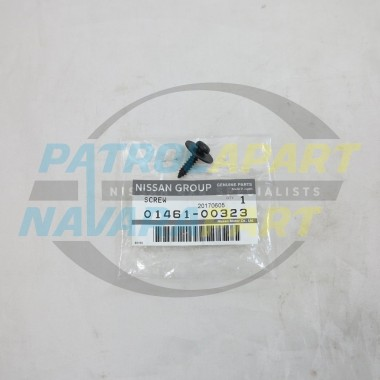 Genuine Nissan Navara D22 Flare & Mudflap Screw