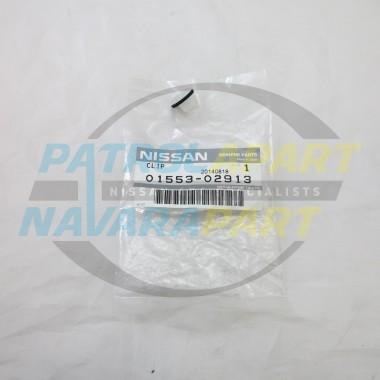 Genuine Nissan Navara D22 Flare Grommet - Small Round