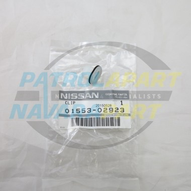 Genuine Nissan Navara D22 Flare Grommet - Oval