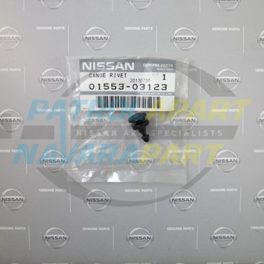 Genuine Nissan Navara D22 Flare Stud - Black Male