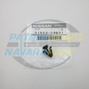 Genuine Nissan Navara D22 Front Grille Clip