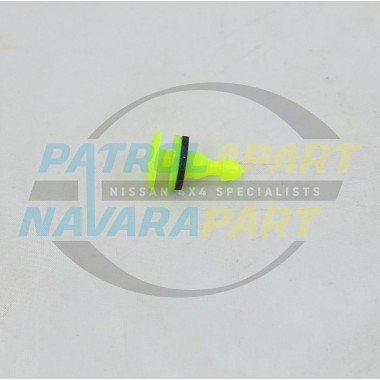 Genuine Nissan Navara D22 Flare Stud - Yellow Male
