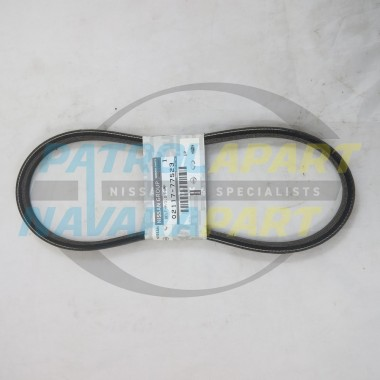 Genuine Nissan Navara D22 YD25 Power Steer Fan Belt