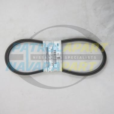 Genuine Nissan Navara D22 YD25 Power Steer Fan Belt