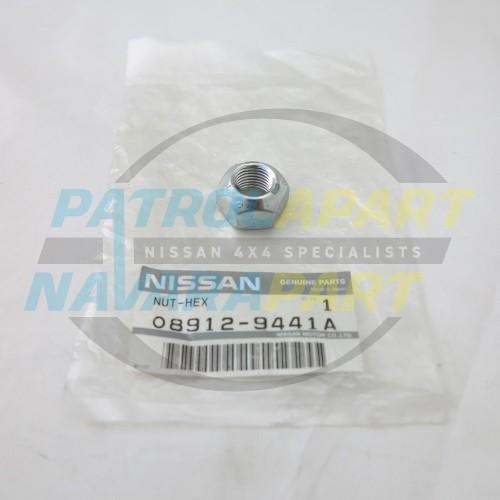 Genuine Nissan Navara D22 Lower Control Arm Nut