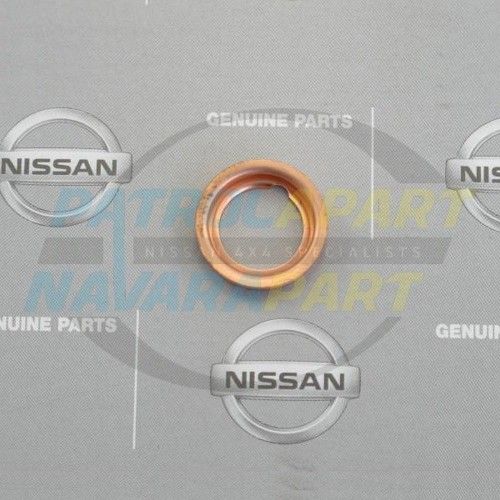 Nissan Navara / Pathfinder Genuine Small Sump Plug Washer