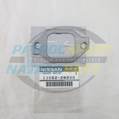 Genuine Nissan Navara D22 ZD30 Water Outlet Gasket