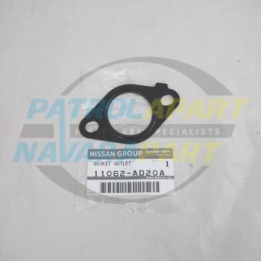 Nissan Navara Pathfinder D22 D40 R51 YD25 Water Outlet Gasket