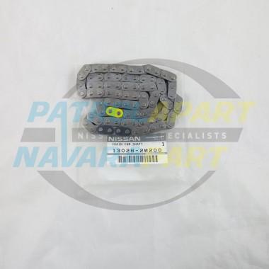Genuine Nissan Navara D22 ZD30 Timing Chain