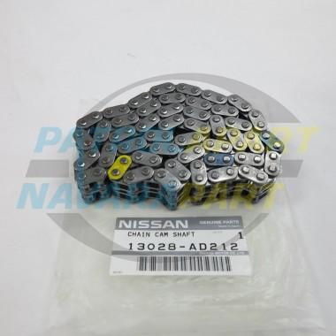 Genuine Nissan Navara D22 YD25 Double Row Timing Chain 06/08 on
