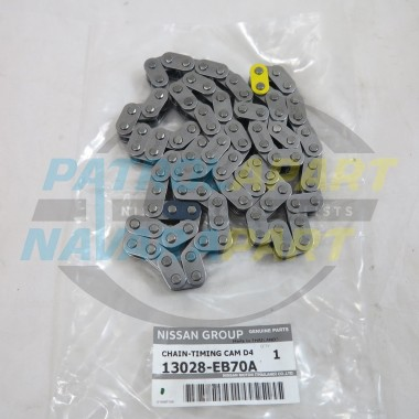 Genuine Nissan Navara D22 D40 YD25 Single Row Timing Chain