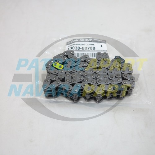 Genuine Nissan Navara D22 D40 YD25 Double Row Timing Chain