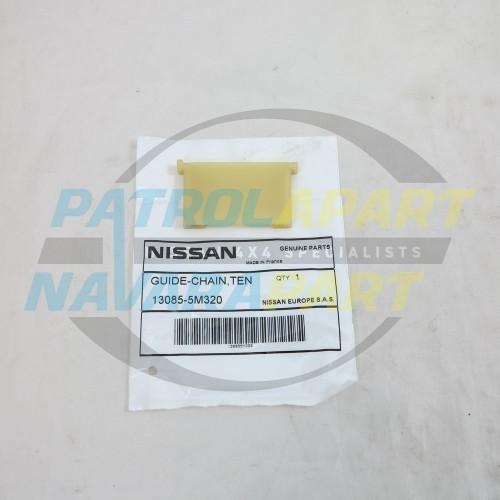 Genuine Nissan Navara D40 YD25 Timing Chain Guide Crank Tension