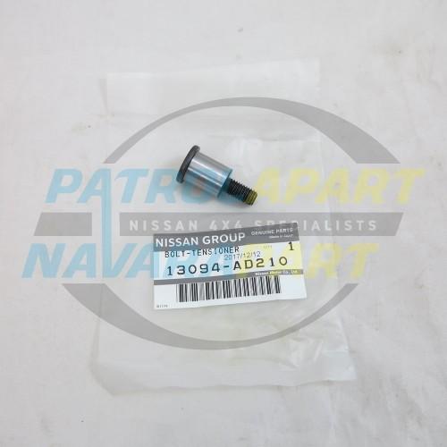 Genuine Nissan Navara Pathfinder D22 D40 R51 YD25 Tensioner Bolt