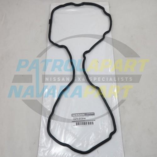 Genuine Nissan Navara D40 Spain YD25 Plastic Rocker Cover Gasket