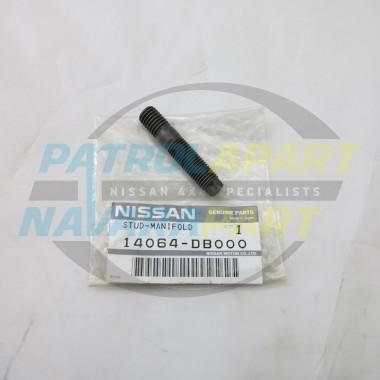 Genuine Nissan Navara D22 ZD30 Exhaust Manifold Stud