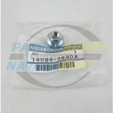 Genuine Nissan Navara D22 D40 R51 YD25 Exhaust Manifold Nut
