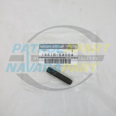 Genuine Nissan Navara D22 D40 Turbo Manifold & Dump Pipe Studs