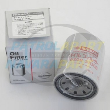 Genuine Nissan Navara D40 R51 Spanish VQ40 Oil Filter