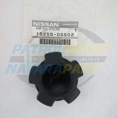 Genuine Nissan Navara D22 Oil Cap TD27 QD32 VG30 VG33