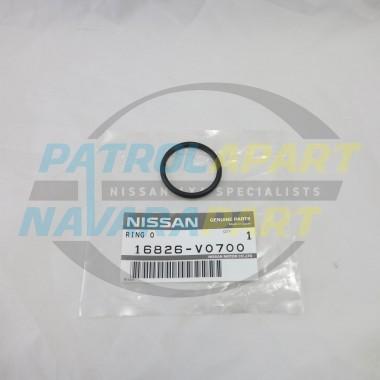 Genuine Nissan Navara D22 TD27 Advance Plate Oring